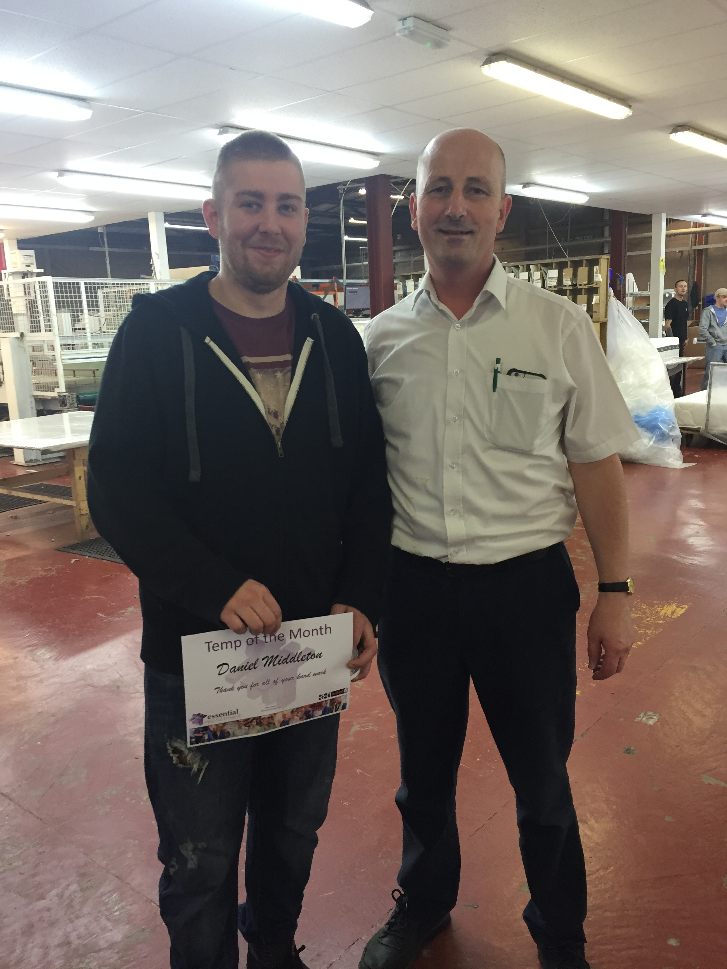 TOTM Daniel Middleton Long Eaton OCTOBER